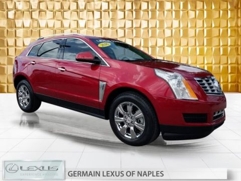 2016 Cadillac SRX Luxury