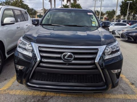 L/Certified 2017 Lexus GX 460 Luxury